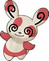 Spinda Pokédex: stats, moves, evolution & locations ...