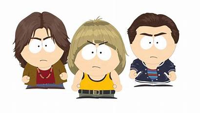 Friends Billy Park South Characters Wiki Thompson
