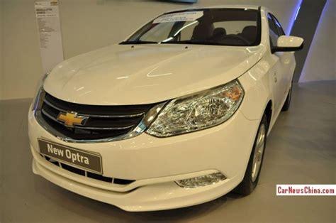 New Chevrolet Optra เปิดตัวแล้วที่งาน Salon International