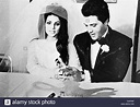 Priscilla Presley Black and White Stock Photos & Images ...