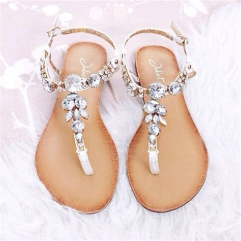 wedding shoes silver shoes silver low heel sandals diamonds rhinestones 1132
