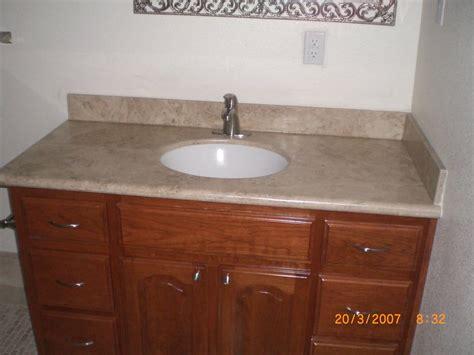 Installation Of Standard Full Bullnose Marble Bathroom