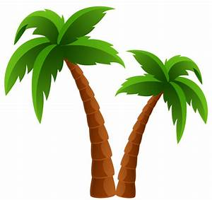 Palm tree clip art and cartoons on palm trees clip ...