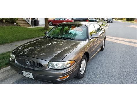 Used Buick Lesabre For Sale By Owner by 2000 Buick Lesabre For Sale By Owner In Middle River Md 21220