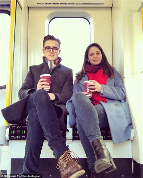 Tom and Giovanna Fletcher announce their first joint novel ...