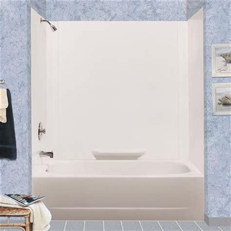 mustee  durawall fiberglass bathtub wall