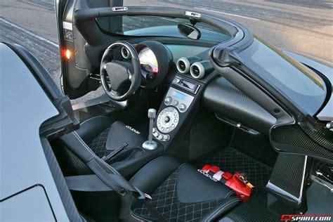 koenigsegg ccr interior road test koenigsegg ccx gtspirit
