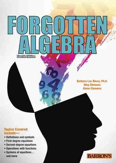 Forgotten Algebra  Newsouth Books