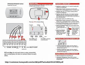 Honeywell Rth 6360 Wiring Diagram