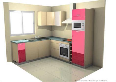 plan 3d cuisine planet menager nazaire cuisines réalisation de plan 3d
