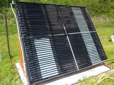 Как изготовить солнечный коллектор своими руками