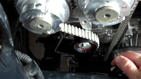 2011 timing belt issue