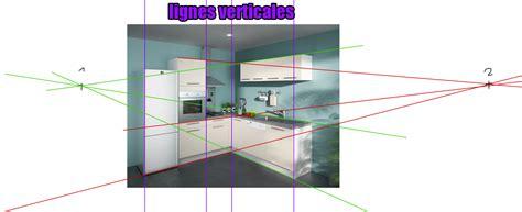 cuisine en perspective dessiner une cuisine d 39 angle perspective sur le forum arts