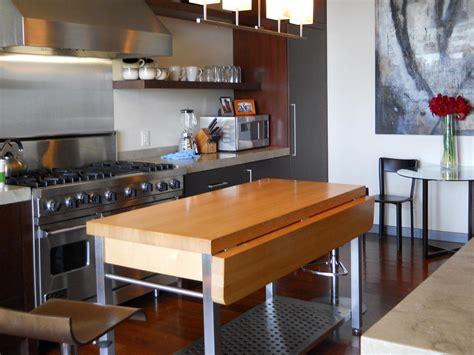 portable kitchen islands hgtv