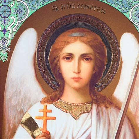 orthodox icon guardian angel russian icons