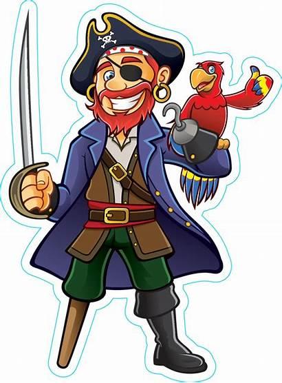 Pirate Captain Clipart Pirates Ahoy Royalty Clip