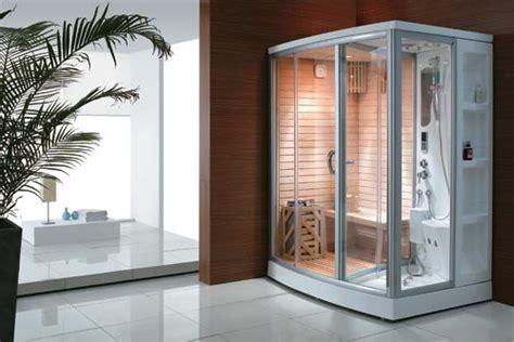 doccia bagno turco teuco doccia con sauna bagno turco