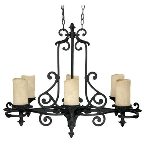 outdoor candle chandeliers wrought iron interior