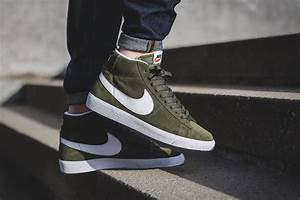 Nike Blazer Mid Premium Urban Haze - Sneaker Bar Detroit  Mid