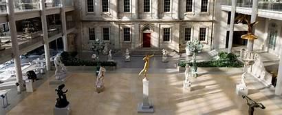 American Wing Met Museum Metropolitan Court Departments