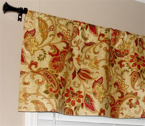 Curtain: Using Enchanting Waverly Window Valances For