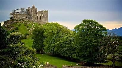 Ireland Cashel Rock Theme Background Wallpapers Irish