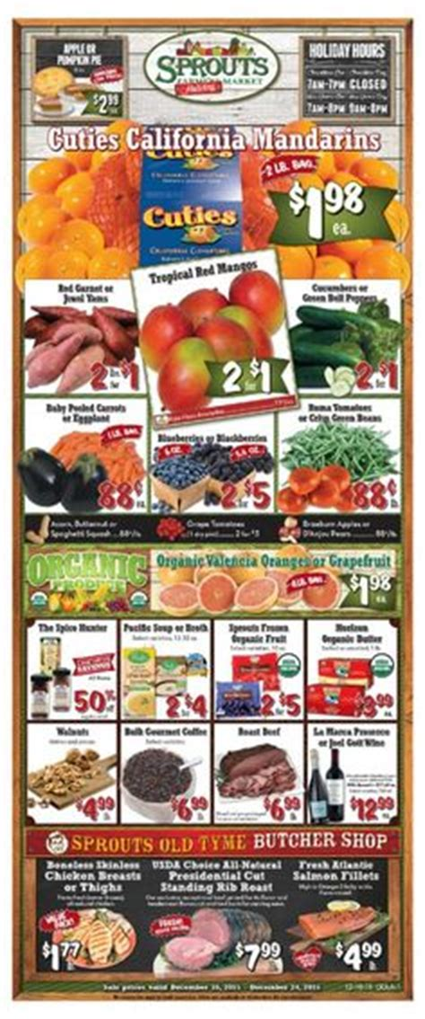 Sprouts Weekly Ad Flyer January 16 23 2019 Termurah 2018