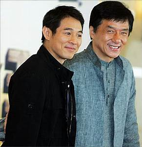 Jet Li & Jackie Chan - 2cre8 Photo (31523847) - Fanpop