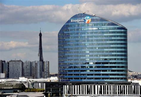 bouygues telecom siege social sequana un nouveau bâtiment accueille les employés