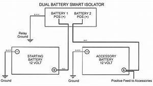 32 Rv Battery Isolator Wiring Diagram