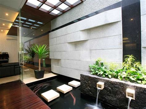 minimalist fish pond ideas  create luxury landscape design  ideas