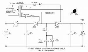 Scr Dc To Dc Converter