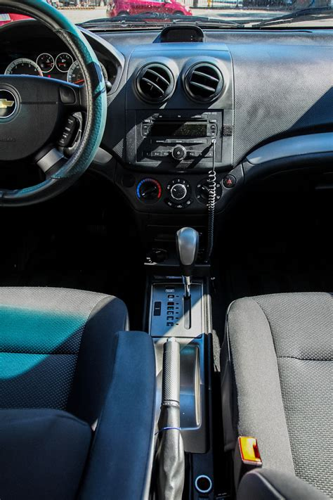Maybe you would like to learn more about one of these? 2008 Chevrolet Aveo - Interior Pictures - CarGurus