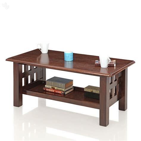 buy royal oak sydney coffee table with 1 shelf solid wood