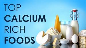 Top Calcium Rich Foods For Lactose Intolerant