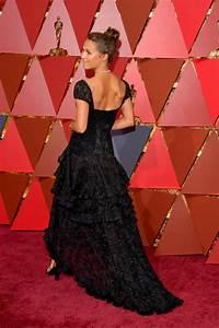 Alicia Vikander Was Boring At The 2017 Oscars