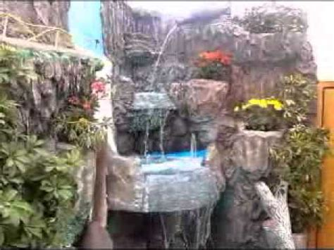 relief decoration waterfalls  painting youtube