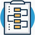 Icon Plan Procedure Action Prosedur Evaluasi Tahap