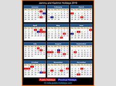 Jammu and Kashmir Holidays 2019