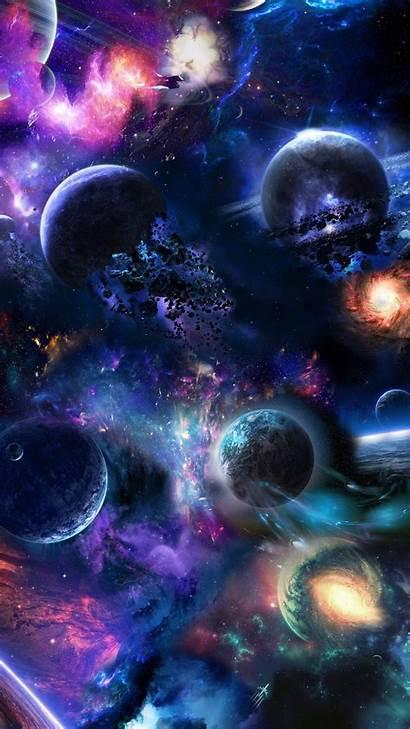 Space Phone Background Amazing Artstation 4k Wallpapers