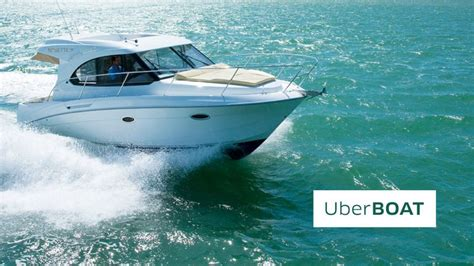 Uber Boat by Uber Makes Waves In Istanbul With Boat Service
