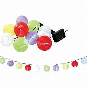 Solar Lichterkette Lampions : solar lampion kette lichterkette bunt 10 lampions led partylichterkette party gartenleuchte ~ Whattoseeinmadrid.com Haus und Dekorationen