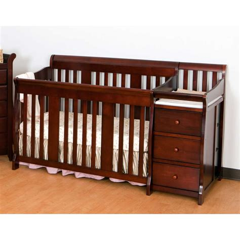 solid wood convertible crib the portofino discount baby furniture sets reviews home