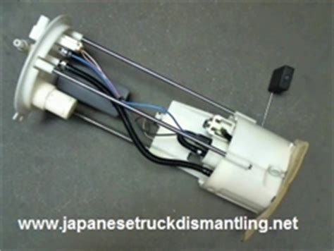 nissan titan armada qx fuel pump assembly