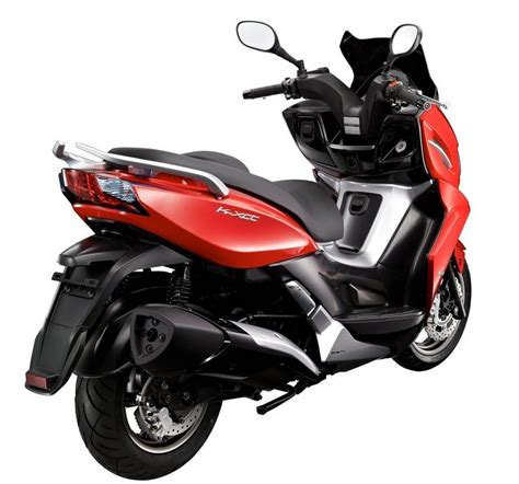 Kymco K Xct 200i Image by 2013 Kymco K Xct 300i Review Top Speed