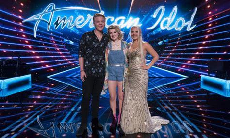 american idol results tonight  season  finale top