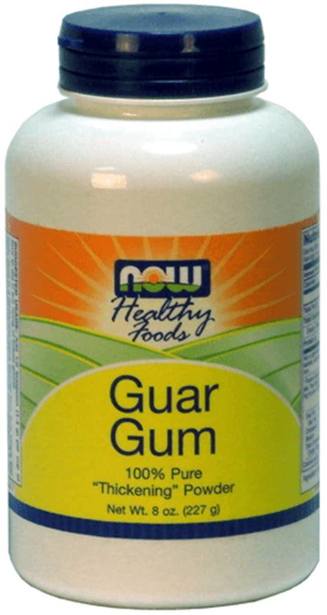 guar gum powder 8 oz by now foods