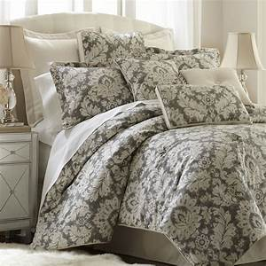 Sherry kline brooklyn 4 piece comforter set wayfair for Brooklyn bedding sale