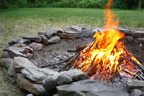 Feuerstelle Im Garten » So Sorgen Sie Sicher Für Ein