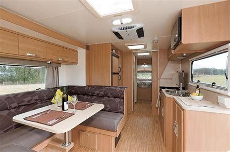 Wohnwagen Innenausstattung by Jayco Interior Fit Out Feature Caravan World